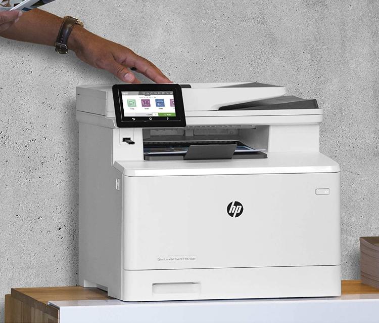 laser printer HP laser jet
