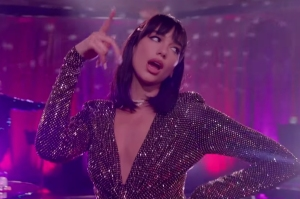 Dua Lipa, James Corden Offer 'New Rules' for Covid-19 Dating