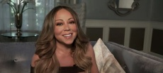 Mariah Carey Discusses Her Secret Nineties Alt-Rock Album on 'Colbert'