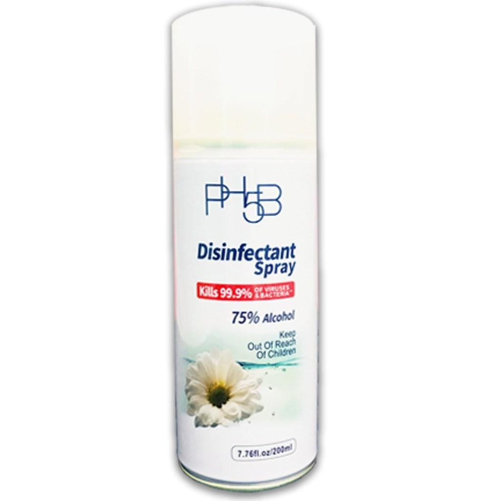 disinfectant spray in stock
