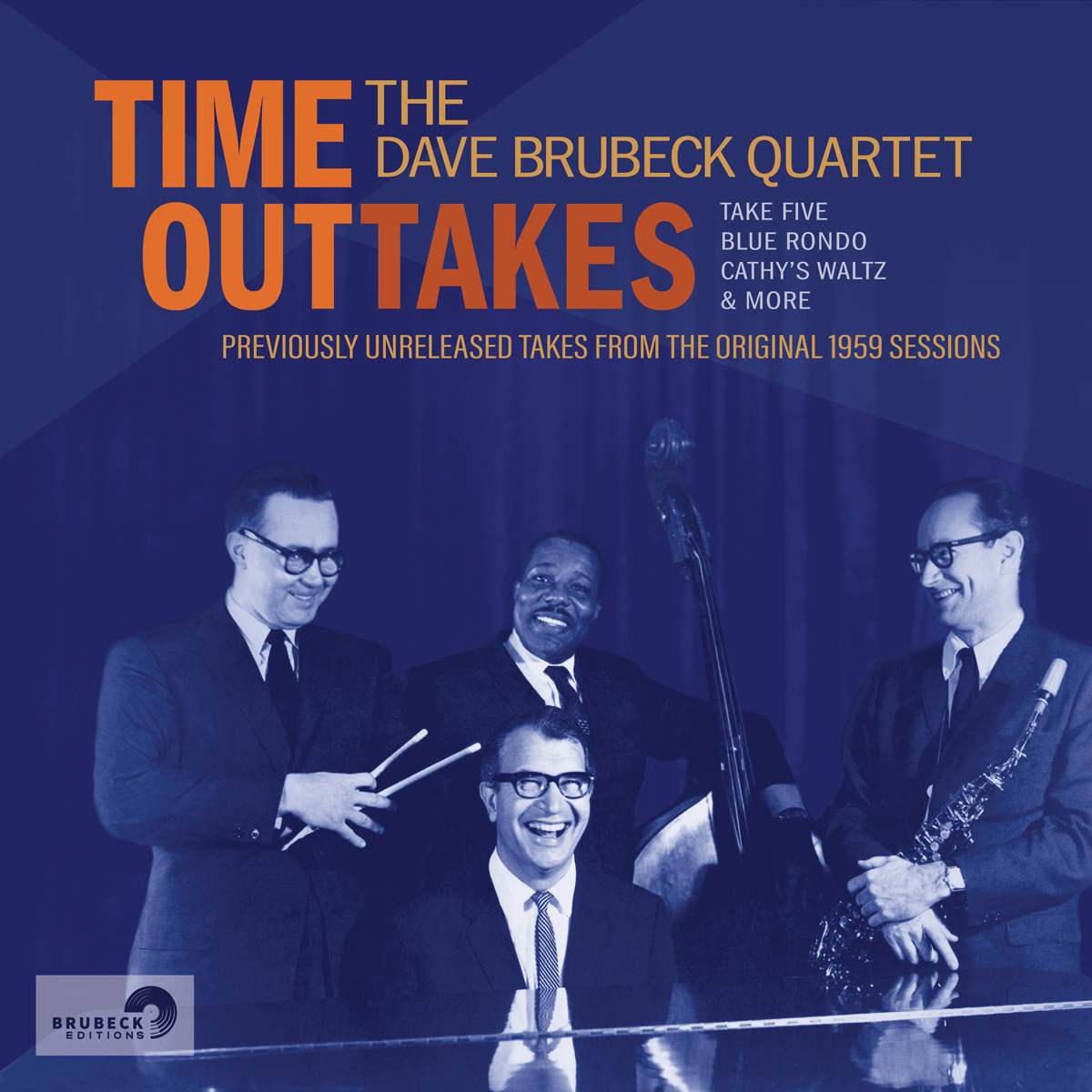 Time The Dave Brubeck Quartet Outtakes