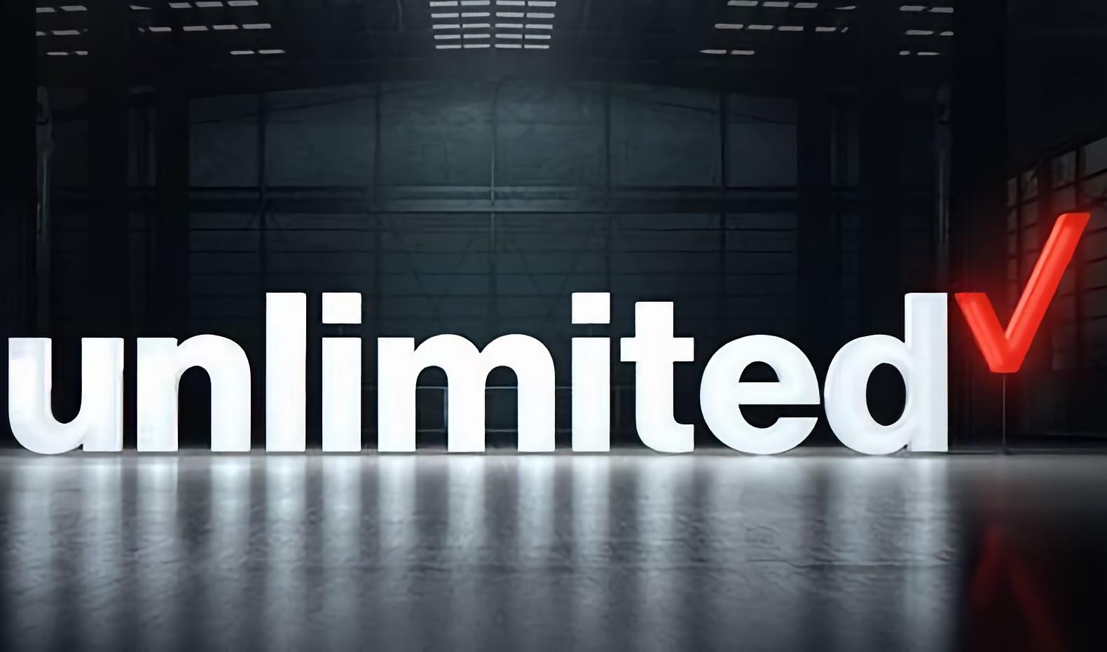 Verizon Wireless Unlimited
