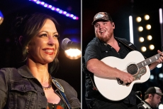 How Amanda Shires Ended Up on Luke Combs' New Song