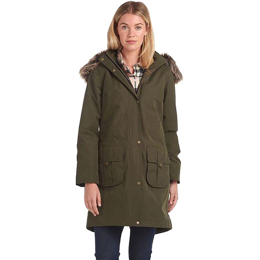 Best Fall Outerwear - Barbour Lynn Jacket