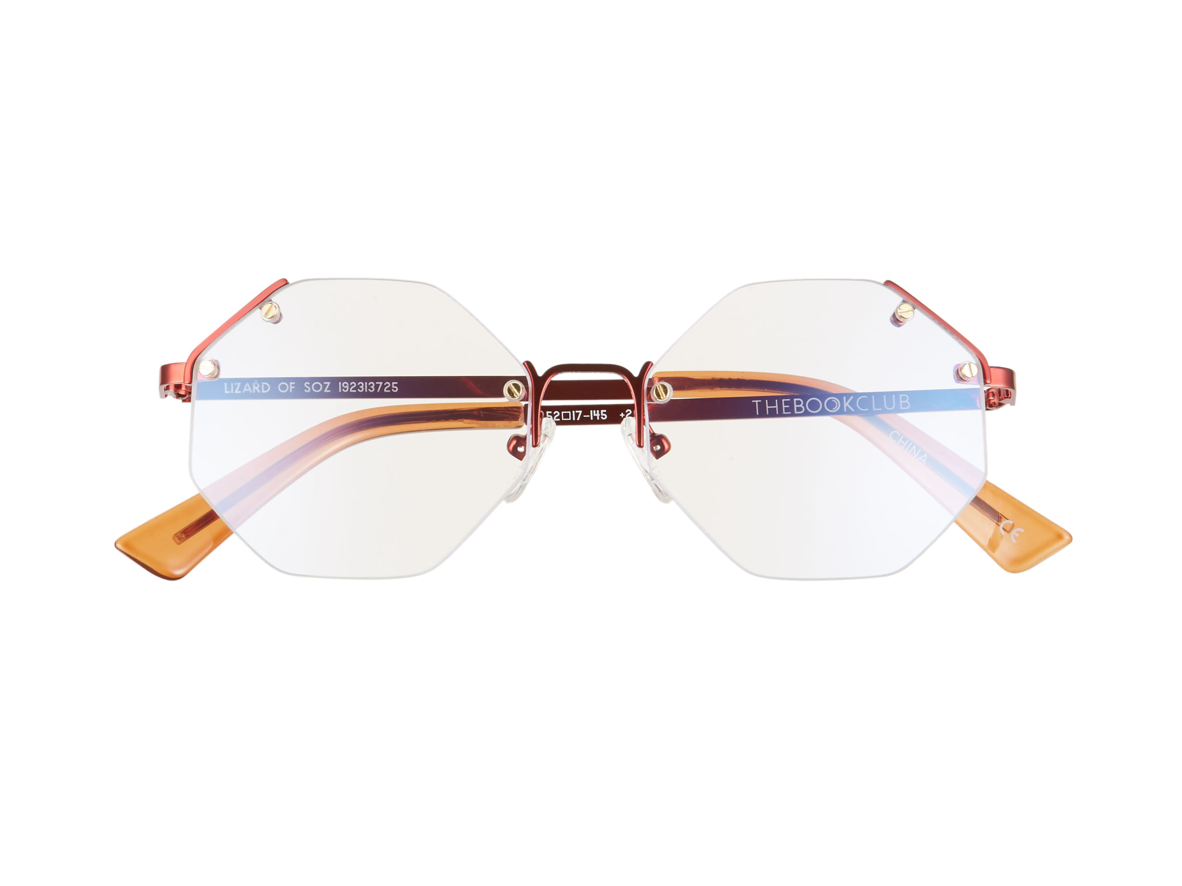 Best Blue Light Glasses - Book Club Glasses