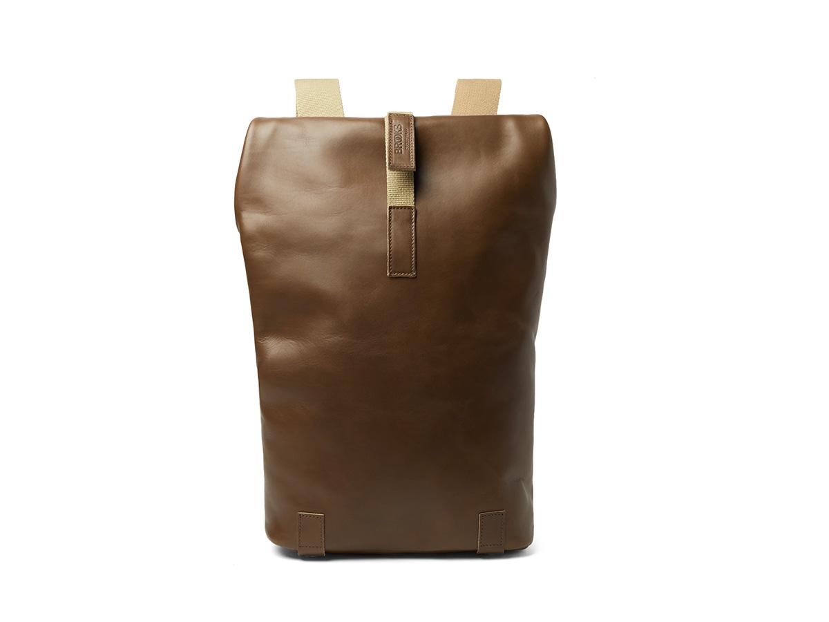Best Leather Backpacks - Brooks England Pickwick