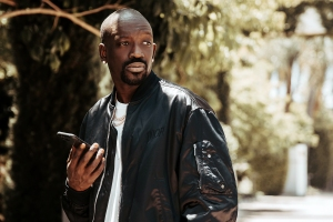 At Work With Abou 'Bu' Thiam, Kanye West's Elusive Manager