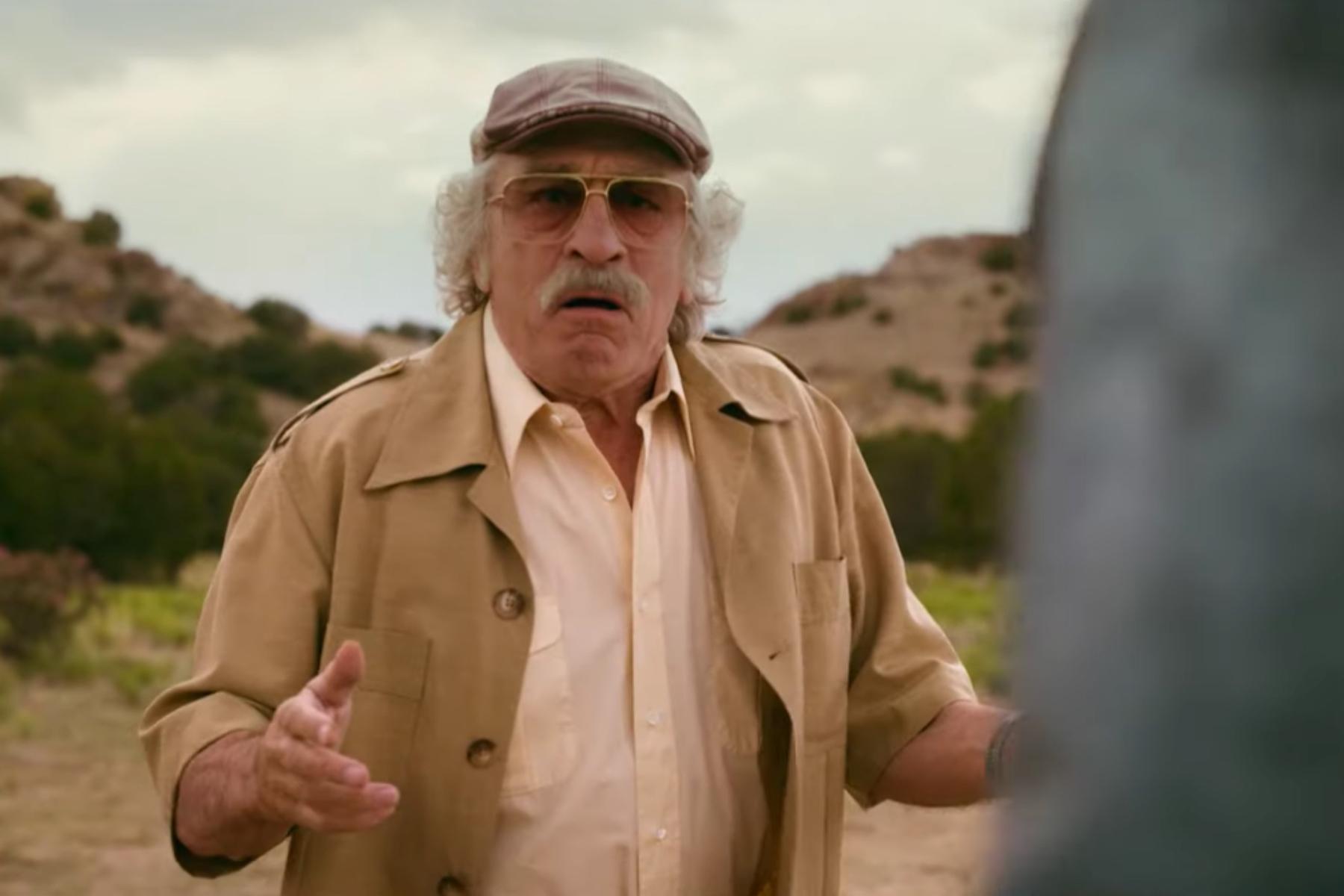 Robert De Niro Morgan Freeman Star In The Comeback Trail Trailer Rolling Stone