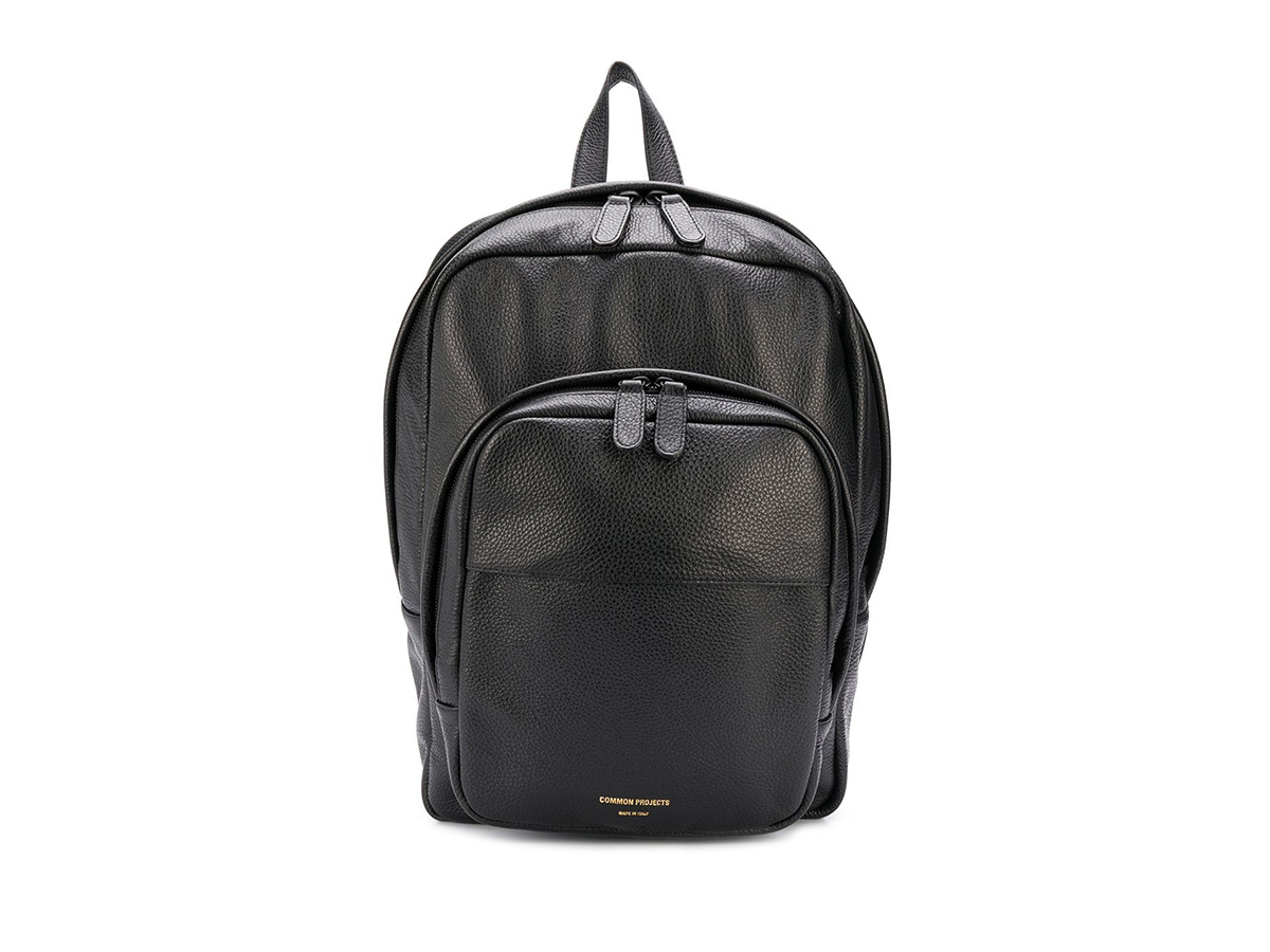 Best Leather Backpacks - Common Projects
