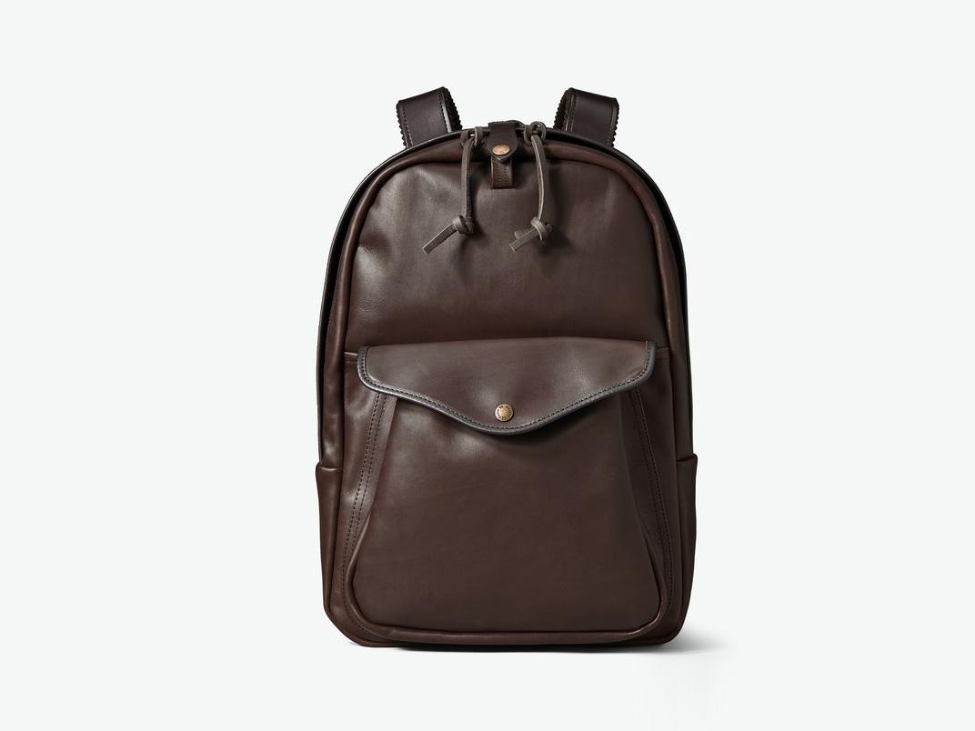 Best Leather Backpacks - Filson