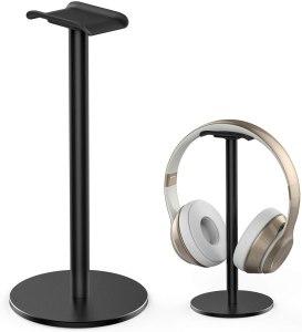 full aluminum headphone stand