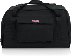 gator cases heavy duty speaker tote bag