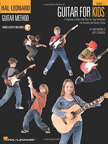 hal leonard guitar book kids