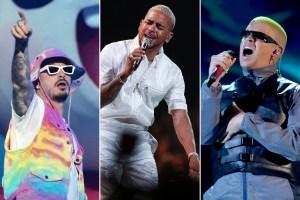J Balvin, Bad Bunny, Ozuna Lead 2020 Latin Grammys Nominations