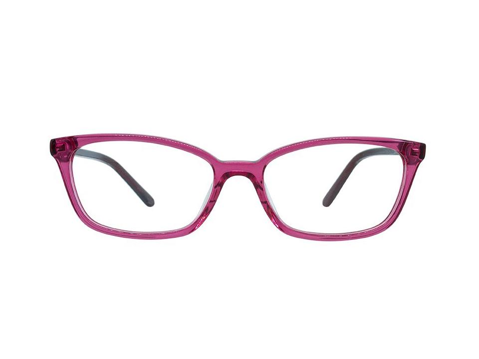 Best Blue Light Glasses - Lensabl Trojak Pink Cat Eye Glasses