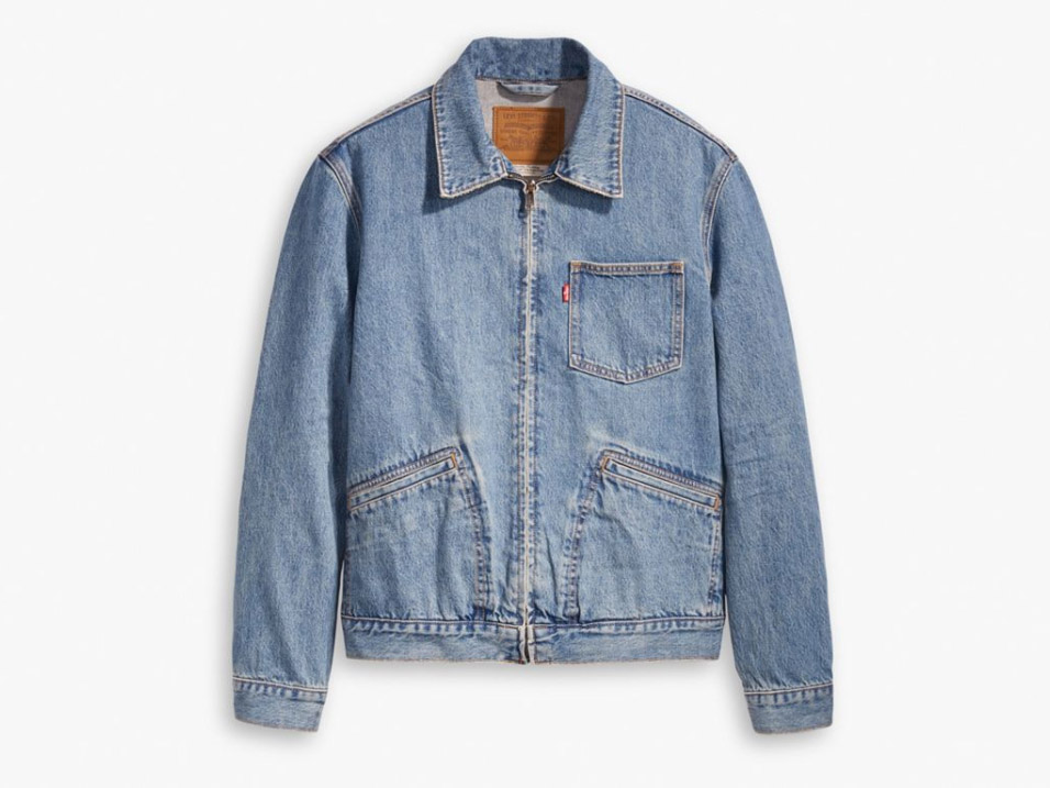Best Fall Outerwear - Levi's Mens Mechanics Trucker Jacket