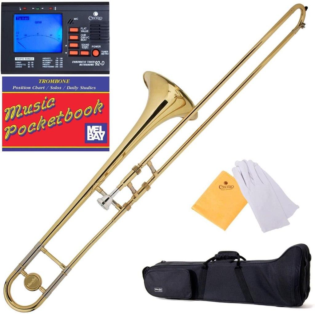 medini cecilio trombone pocketbook