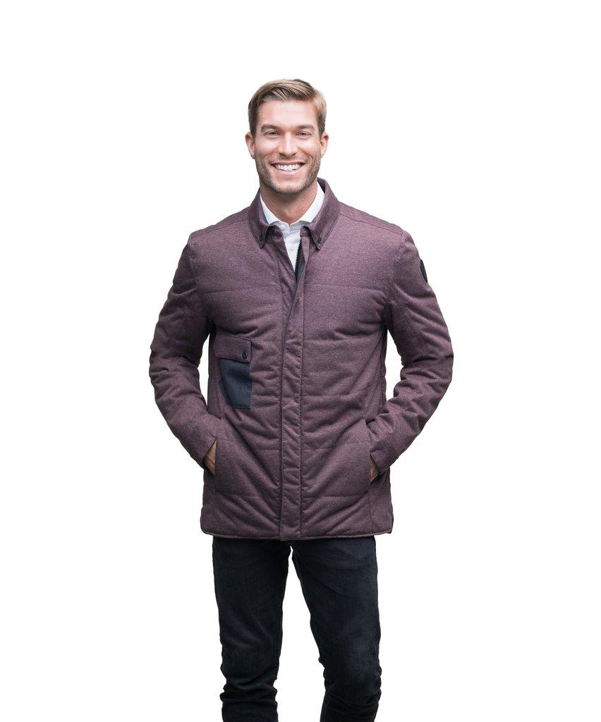 Best Fall Outerwear - Nobis Jamison Shirt Jacket