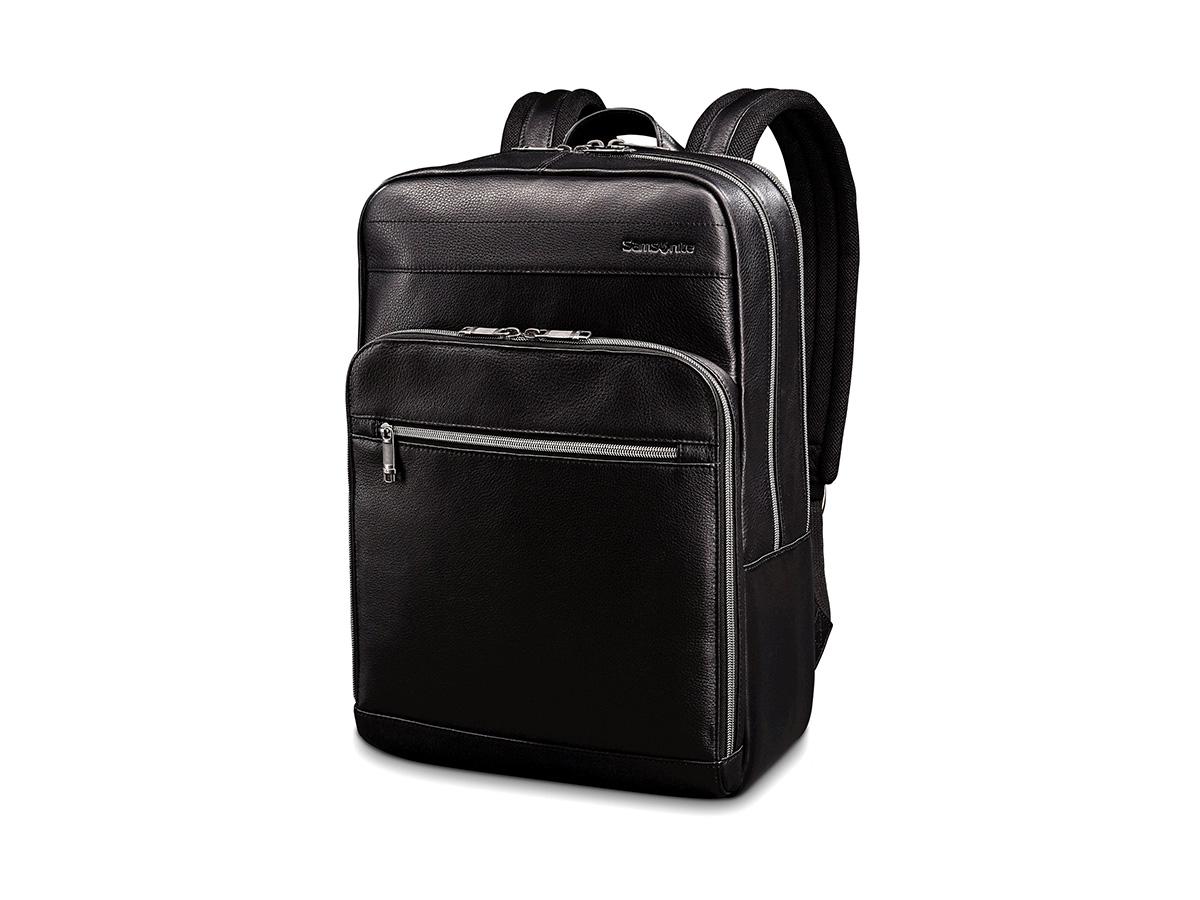 Best Leather Backpacks — Samsonite