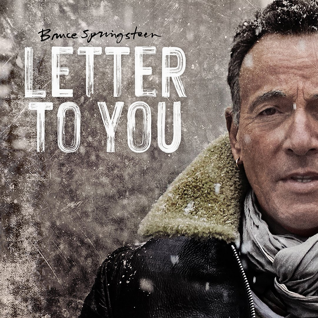 bruce springsteen letter to you album cover