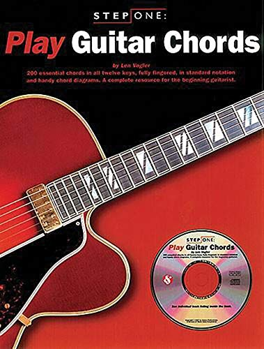 step one play guitar chords