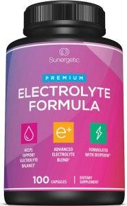 sunergetic premium electrolyte capsulres