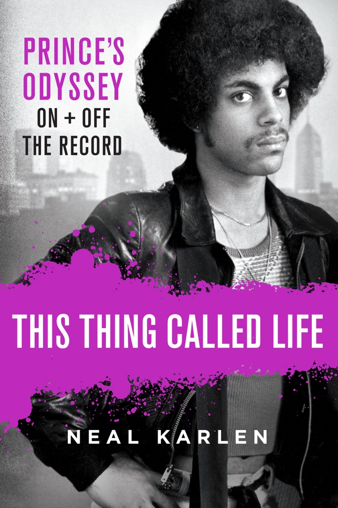 """""""This Thing Called Life"""" by Neal Karlen prine book"""