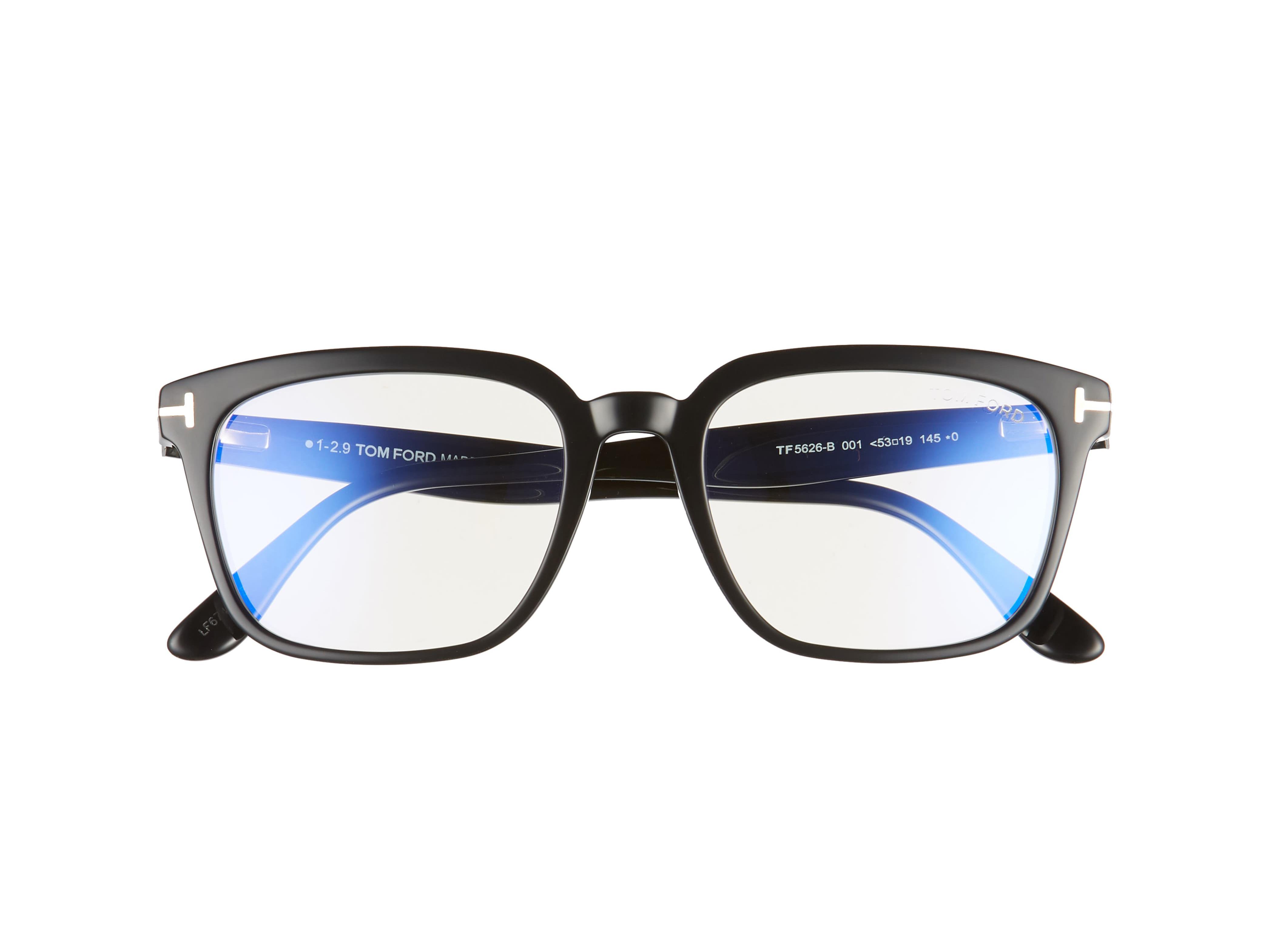 Best Blue Light Glasses - Tom Ford Glasses