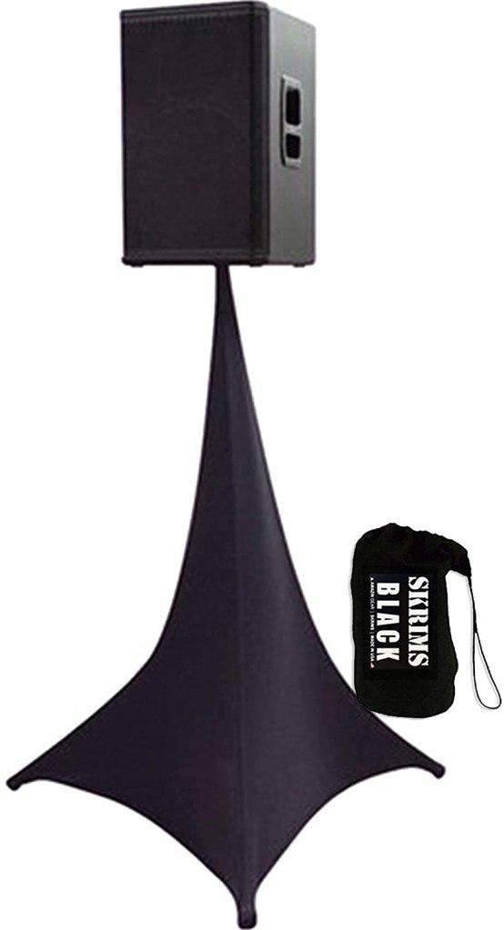tripod speaker stand stretch cover