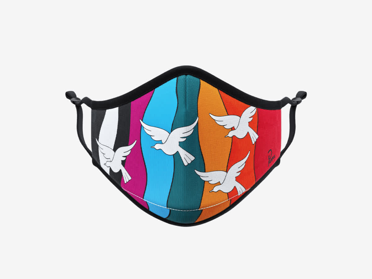 How to Customize Face Masks - Vistaprint Parra Mask