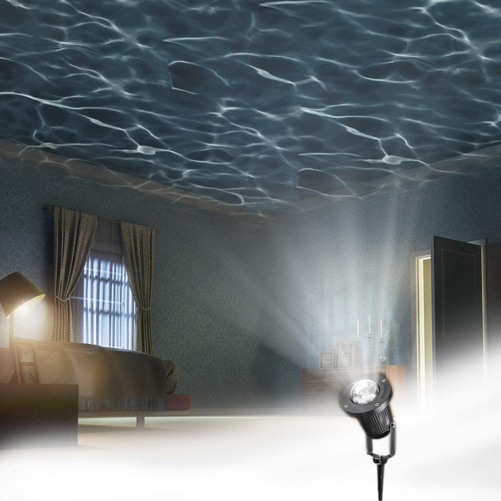 zeonetak water wave projector