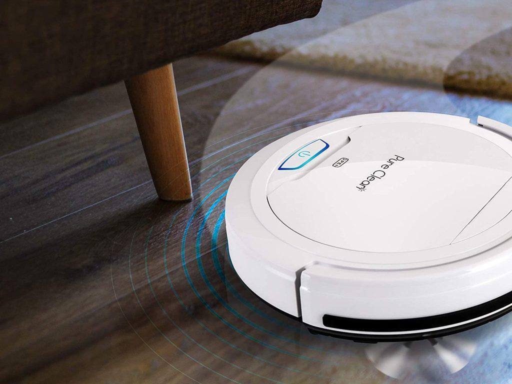 pure clean robot vacuum