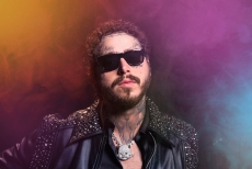 Post Malone Channels 'Rockstar' Style With New Sunglasses Launch