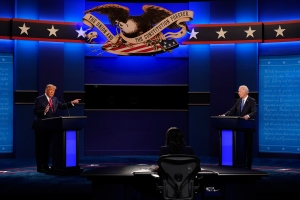 Five Exchanges That Defined the Final Debate of 2020