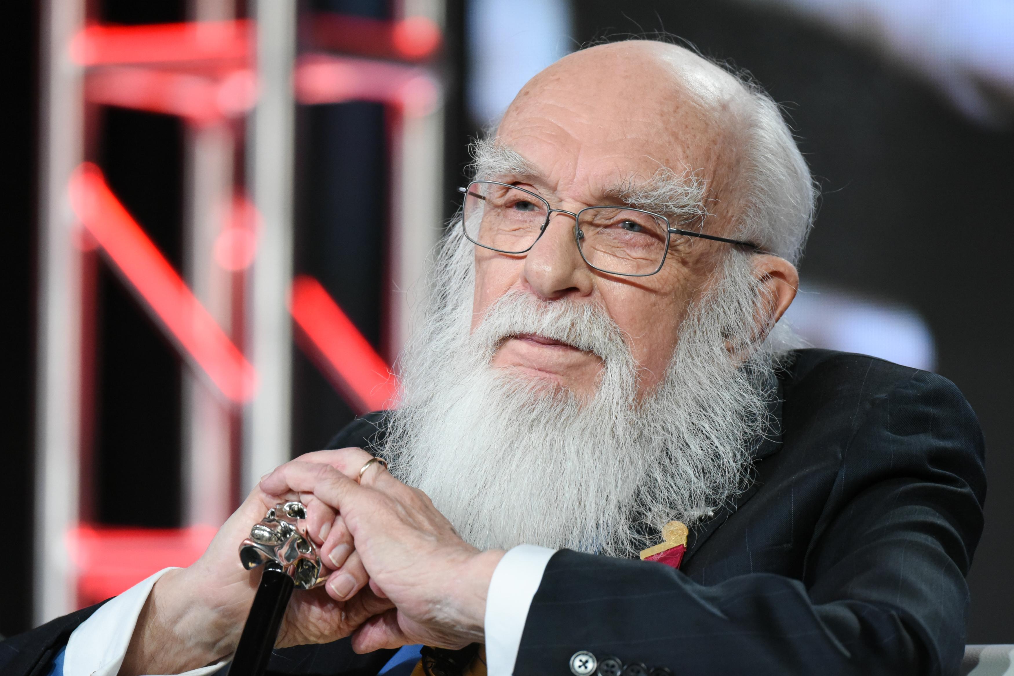 James Randi, famed magician and paranormal skeptic, has died at age 92