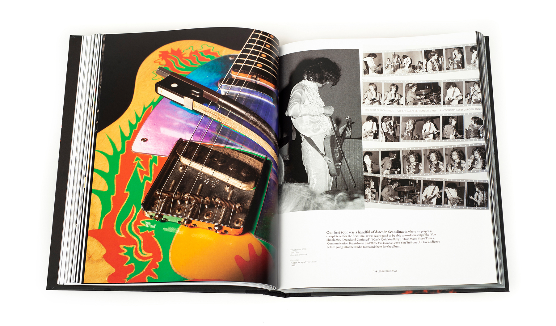 jimmy page archives