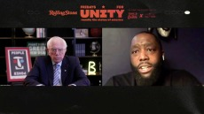 Killer Mike Talks 2020 Election Hopes and Beyond With Bernie Sanders During 'Fridays for Unity'