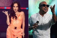 Becky G, Ozuna Collaborate on New Song 'No Drama'