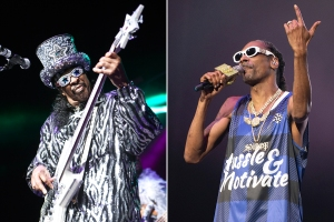Bootsy Collins, Snoop Dogg Team Up for Funk-Filled 'Jam On'
