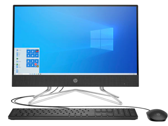 HP All-in-One 22-df0120m PC