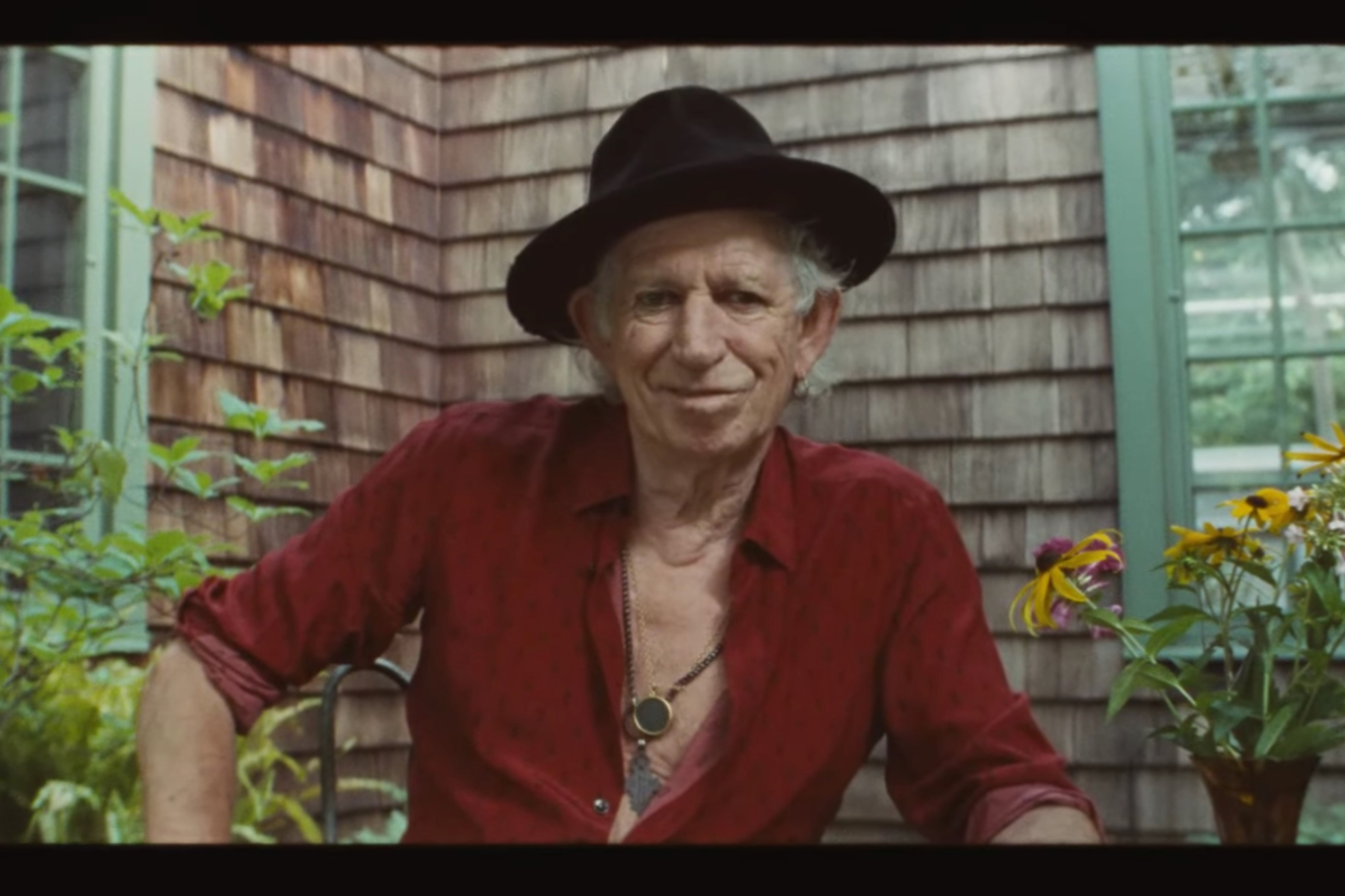 Keith Richards Releases New Video for 'Hate It When You Leave'