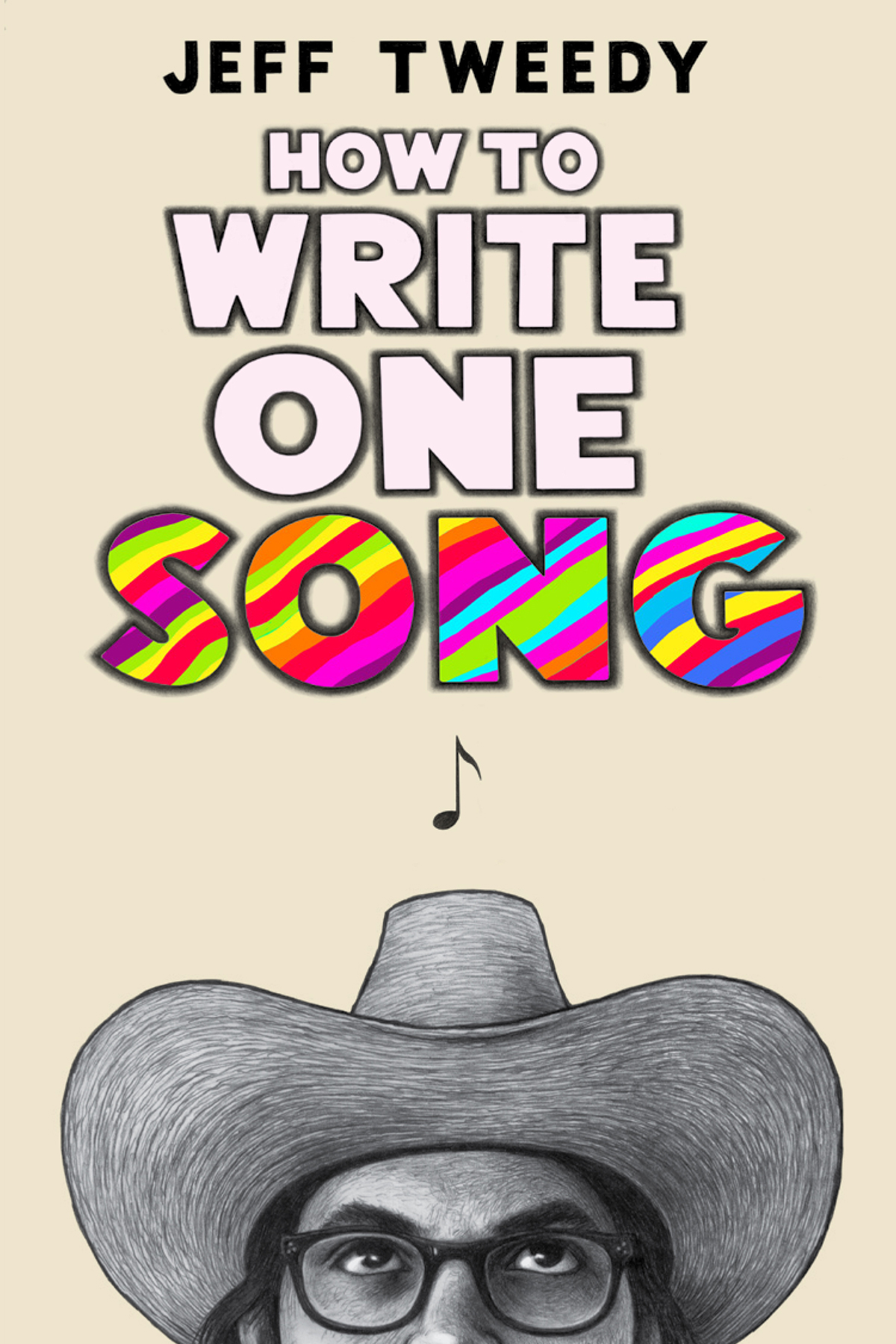 jeff tweedy how to write one song book cover