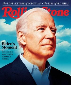 Rolling Stone Endorses Joe Biden for President R1345_COV_Biden_1800