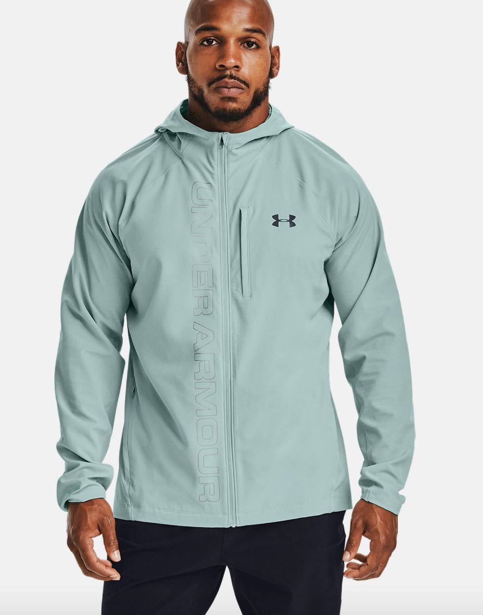 running jacket waterproof