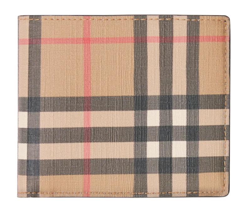 designer wallet burberry men's