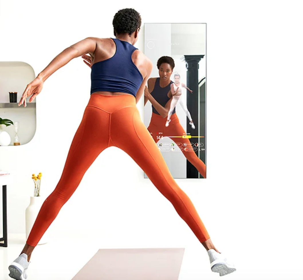 fitness mirror home gym
