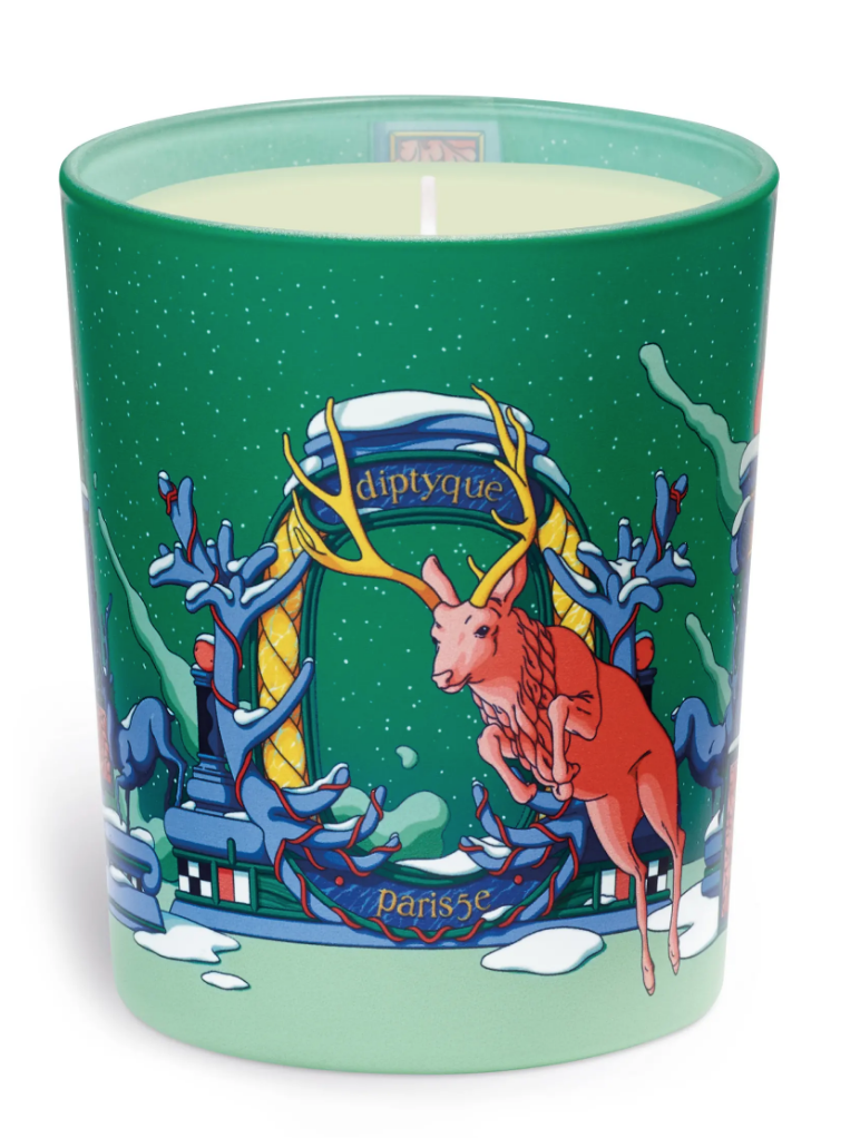scented candle christmas diptyque