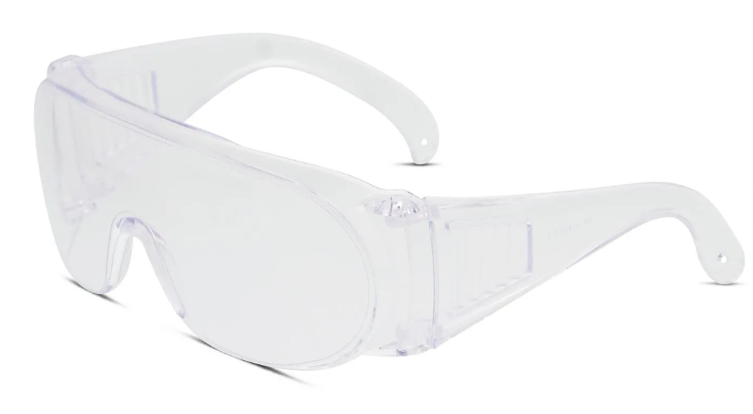 safety glasses plastic anti-fog