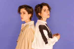 Tegan and Sara Drop 'Make You Mine This Season' for Holiday Soundtrack