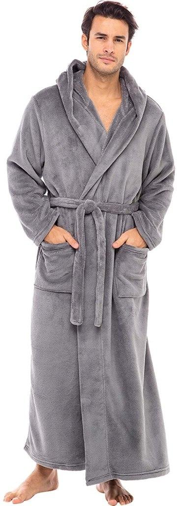 alexander del rossa bathrobe